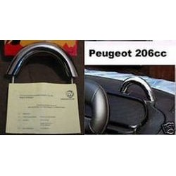 peugeut 206 cc roll bar