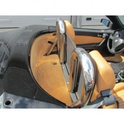 Roll bar e frangivento alfa gov 916