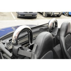 Roll bar e Frangivento per la BMW Z3