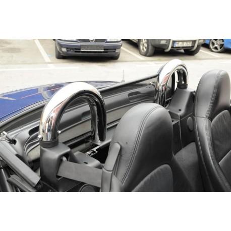 Roll bar e Frangivento per la BMW Z3